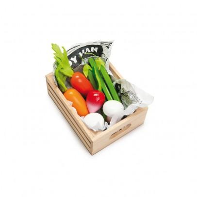 Le Toy Van Harvest vegetables-listing