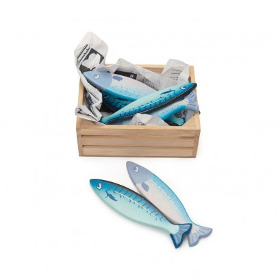 Le Toy Van Fresh fish-listing