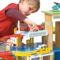 Le Toy Van Le Grand Garage-listing