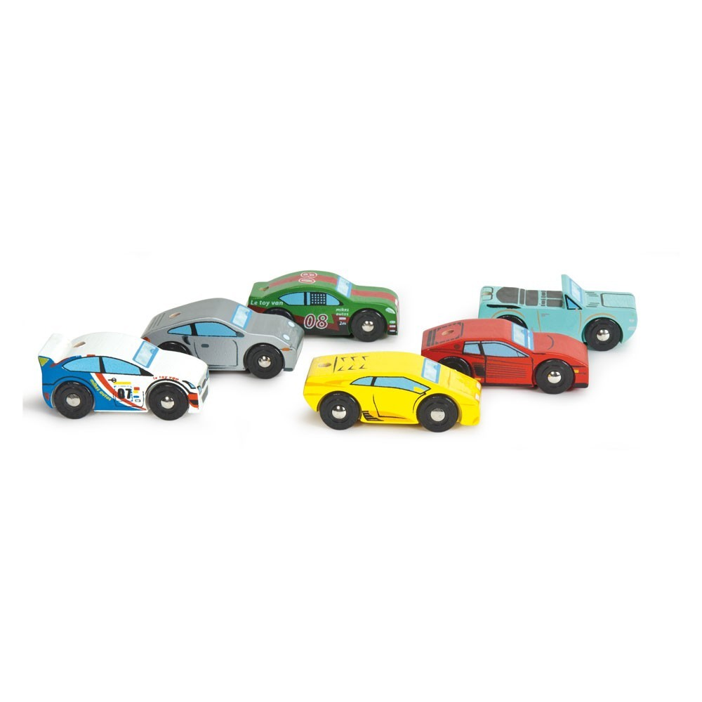 Le Toy Van Monte Carlo Sports Car -product