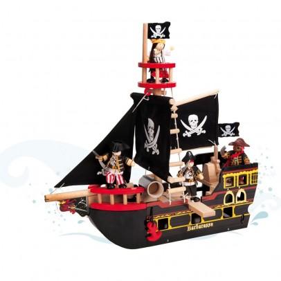 Le Toy Van Il Castellano del Pirata Barbarossa-listing