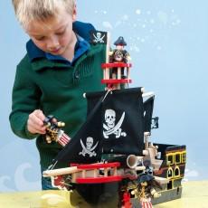 Le Toy Van Piratenschiff Barbarossa-listing