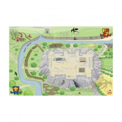 Le Toy Van Il Tappeto di Gioco Castello-listing