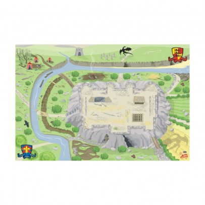 Le Toy Van Le Tapis de Jeux Château-listing