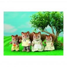Sylvanian Familie Eichhörnchen Rot-listing