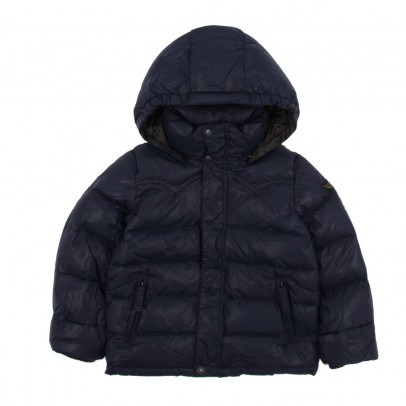 Finger in the nose Snowslope Down Jacket-listing