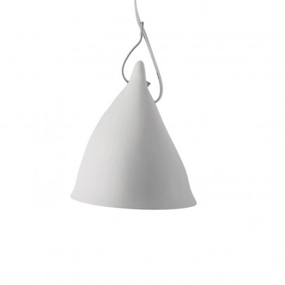 Tse & Tse Cornet Porcelain Suspension Lamp-listing