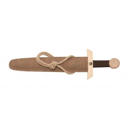 VAH Epée excalibur naturel avec fourreau-listing