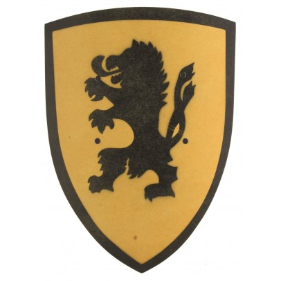 VAH Yellow Lion Shield-listing