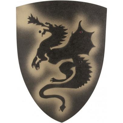 VAH Bouclier Dragon noir-listing