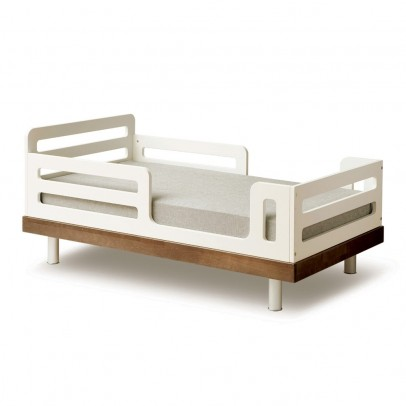 Oeuf NYC Classic Walnut Junior Bed-listing