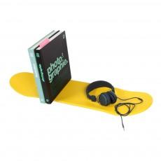 Leçons de choses Skateboard rack - Yellow-listing