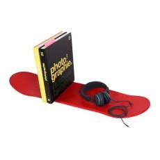 Leçons de choses Red Skateboard Shelf-listing
