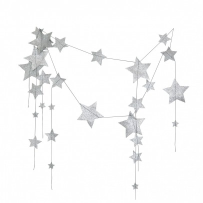 Numero 74 Guirnalda estrellas-listing
