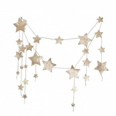 Numero 74 Guirlande étoiles-listing