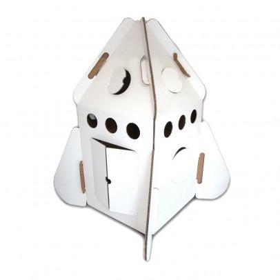 Studio Roof Casa Capanna Casa in cartone riciclato-listing