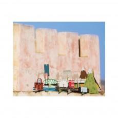 Studio Roof Juego de construcción-Totem archiville-listing