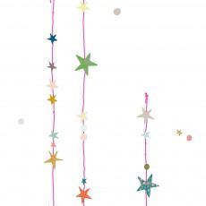 MIMI'lou Sticker Zierstreifen Sterne-listing