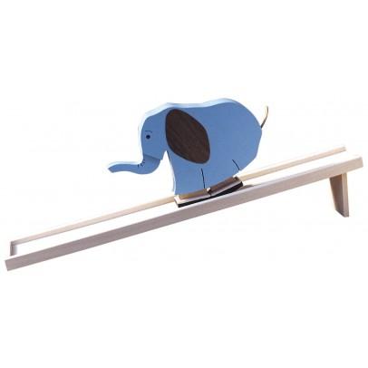 Bass & Bass Elefant am Abhang-listing