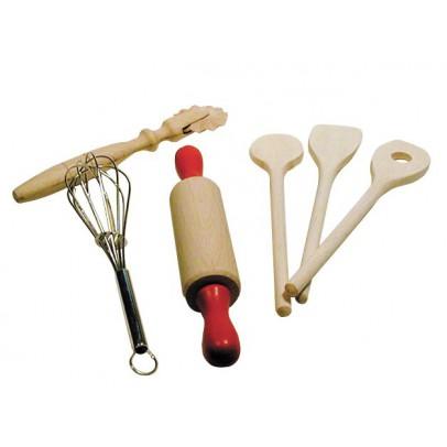 Bass & Bass Patisserie utensils set-listing