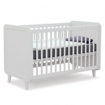Laurette Kiss Curl Convertible Bed 70x140 cm - Light Grey Light grey-listing