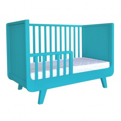 Laurette Kit de conversion Lit Joli Môme 60x120 cm - Turquoise-listing