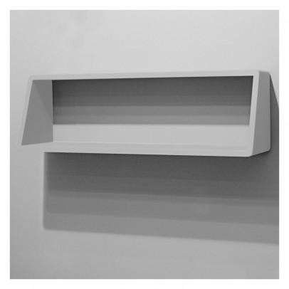 Laurette 80 Shelf - Light Grey-listing