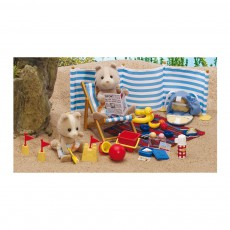 Sylvanian Day at the Seaside-listing