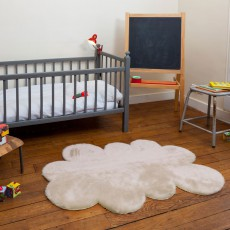 Pilepoil Teppich Wolke - beige-listing