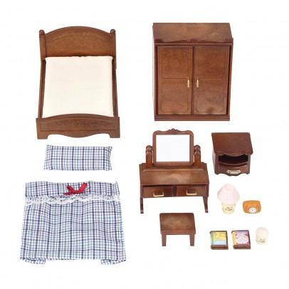 Sylvanian Set chambre parents-listing