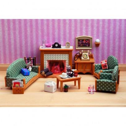 Sylvanian Salle de séjour de luxe-listing