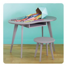 Laurette Table Haricot --listing