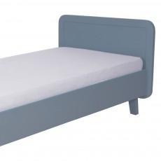 Laurette Round Bed 90x200cm - Dark Grey -listing