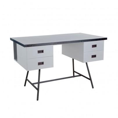 Laurette Bureau L50 - Grigio chiaro-listing