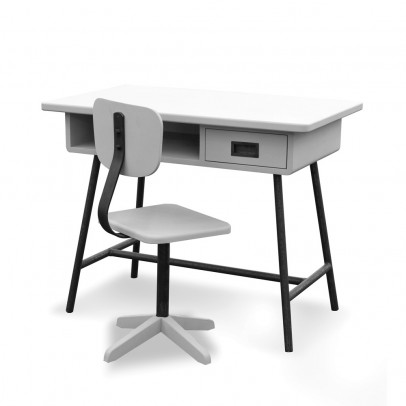 Laurette Bureau La classe et sa chaise d'atelier --listing