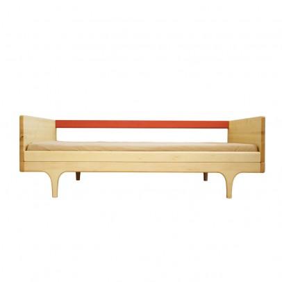Kalon Studios Junior Caravan Bed - Coral Red-listing