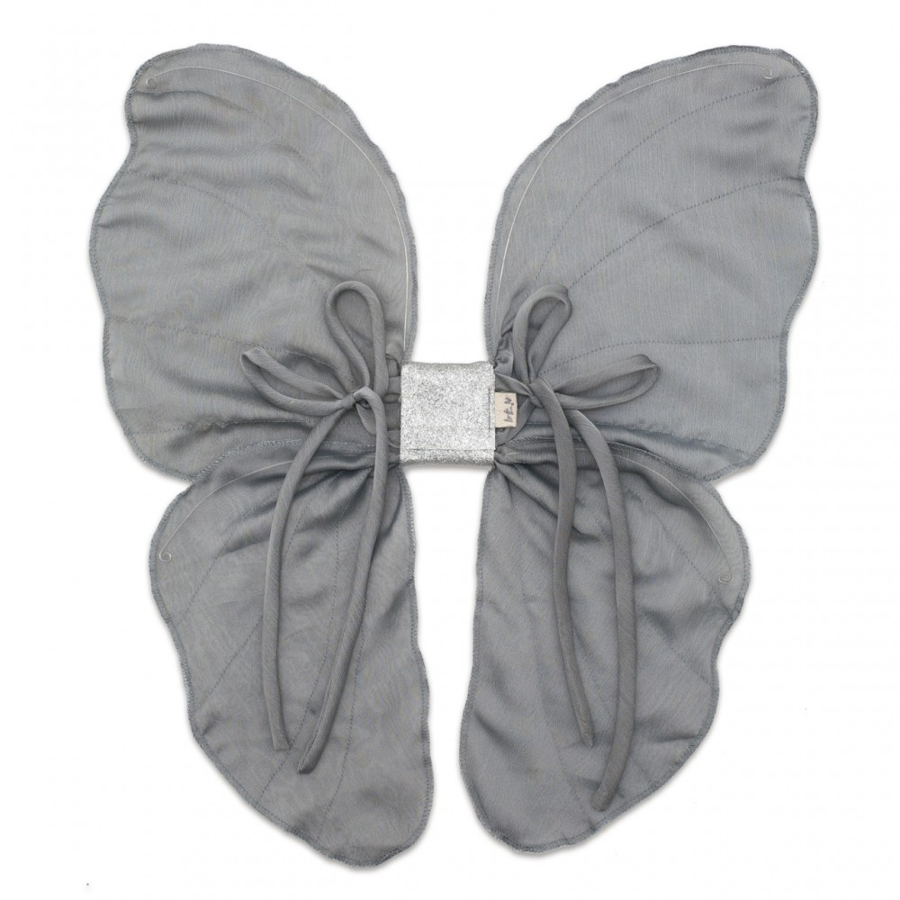 Numero 74 Silver Butterfly Wings-product