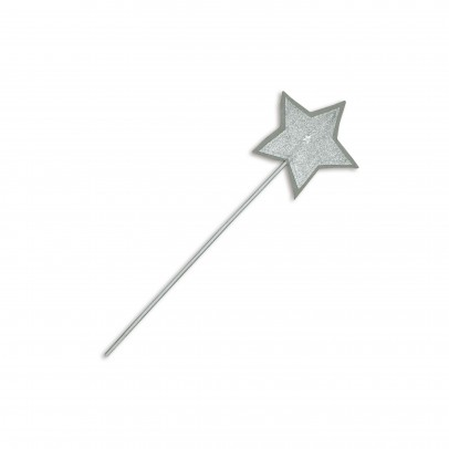 Numero 74 Fairy Wand - Grey and Sliver-listing