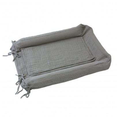 Numero 74 Changing mat cover - grey-product