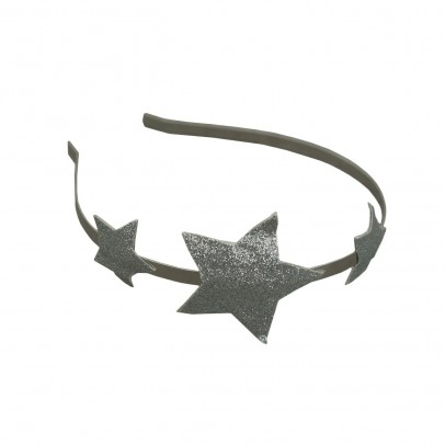Numero 74 Headband - silver-listing
