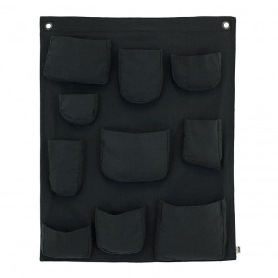 Numero 74 Wall Tidy Pouch - Charcoal-listing