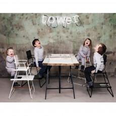 Budtzbendix Trona Towerchair - Blanca-listing