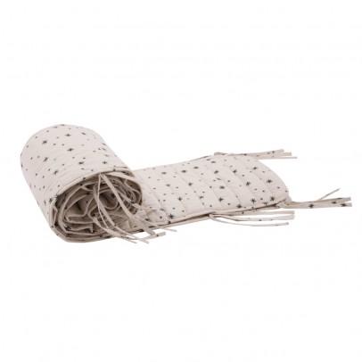 April Showers Tour de lit complet Écru - Etoiles grises-product