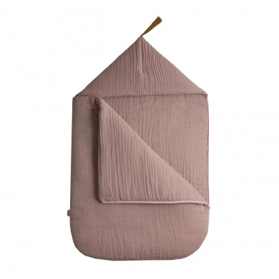 Numero 74 Cocoon sleeping bag - dusky pink-product