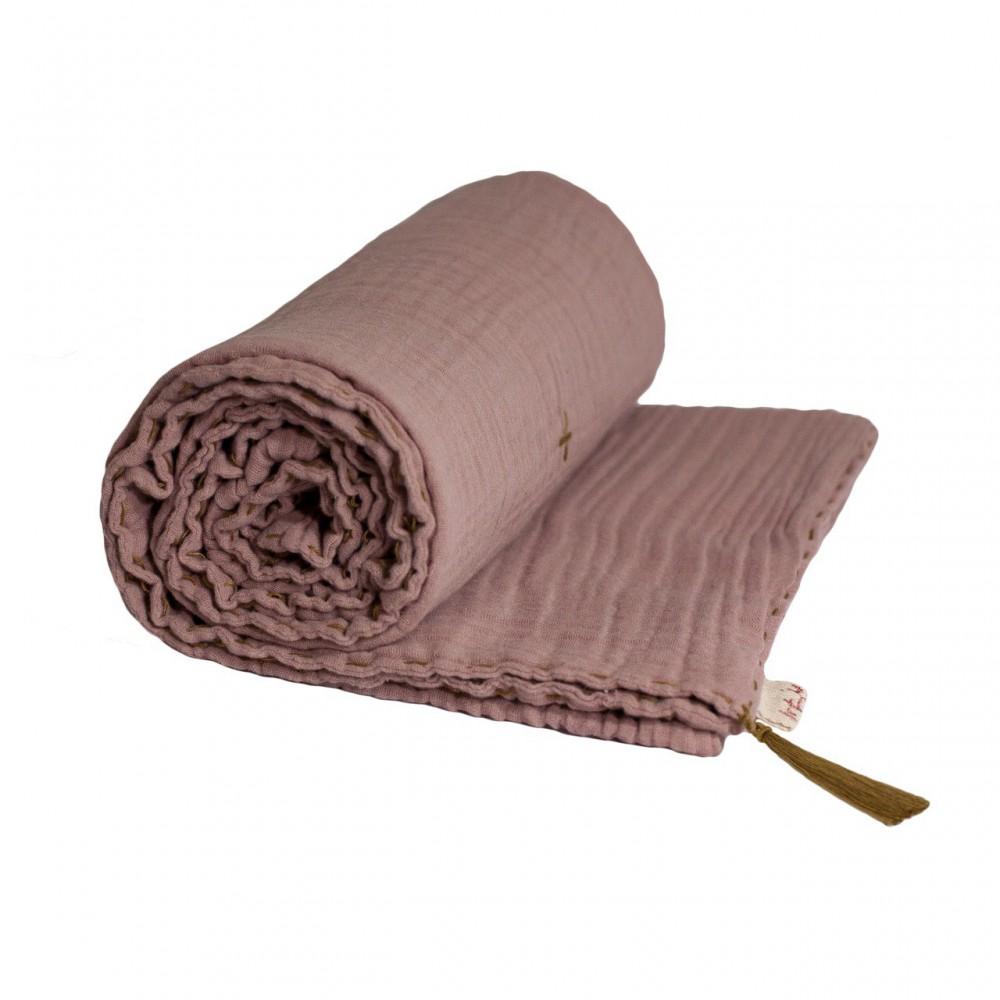 Couverture légère - Vieux rose-product