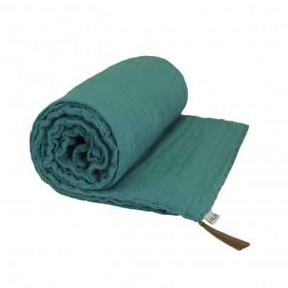 Numero 74 Couverture légère - Turquoise-product