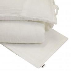 Numero 74 Bedding set - white-product