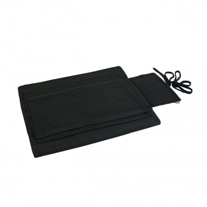 Numero 74 Travel changing mat - anthracite-product