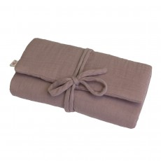 Numero 74 Travel changing mat - dusky pink-product