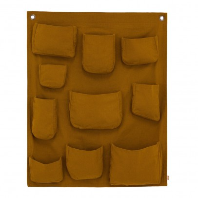 Numero 74 Wall tidy - mustard yellow-listing